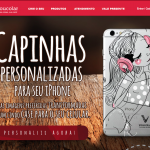 VouColar-Capinha iPhone